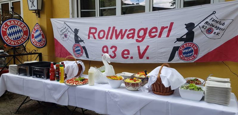 Rollwagerl 93 summer party