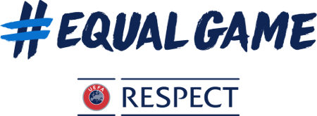 UEFA Equal Game logo