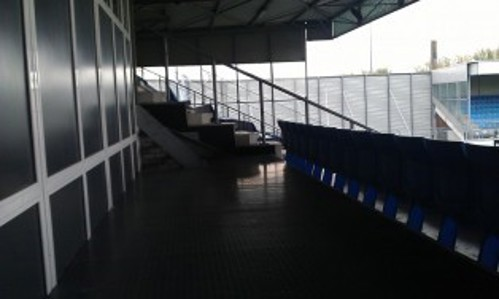 Accessible seating area