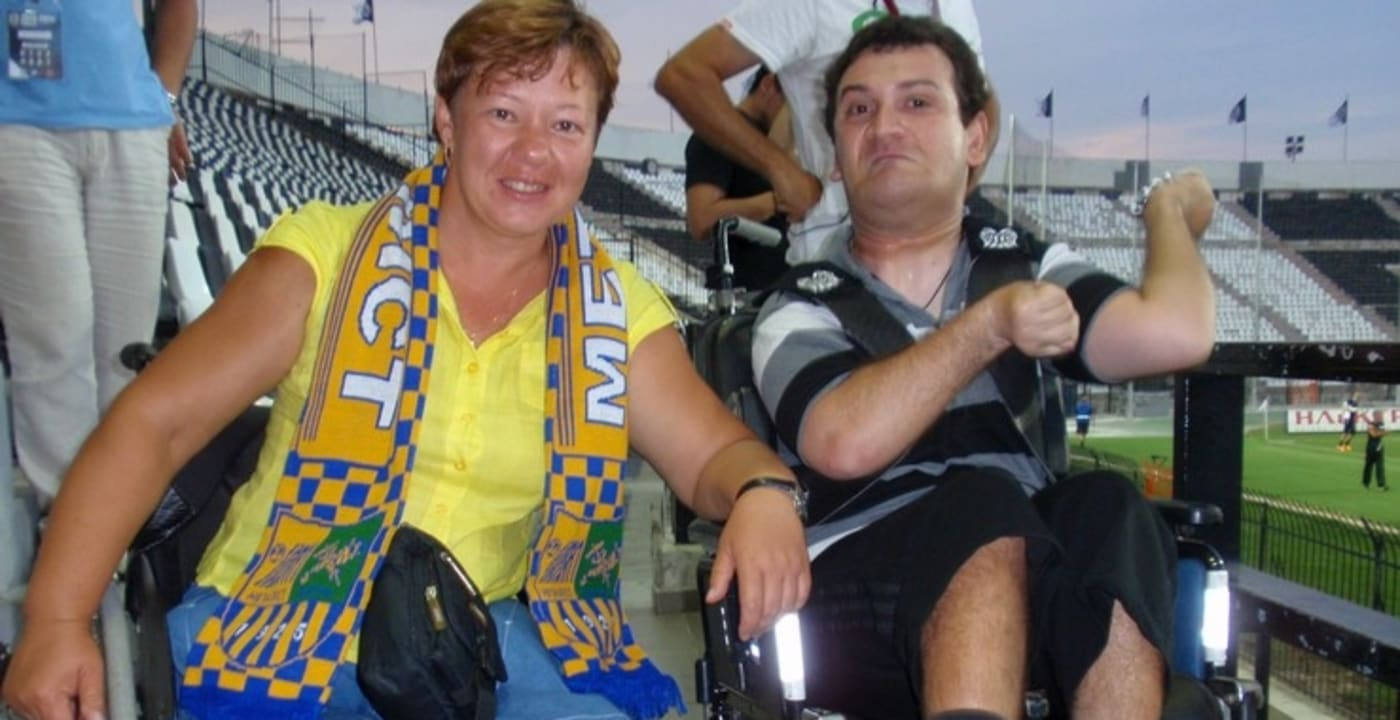 FC Metalist invites disabled fans from Europe to Kharkiv