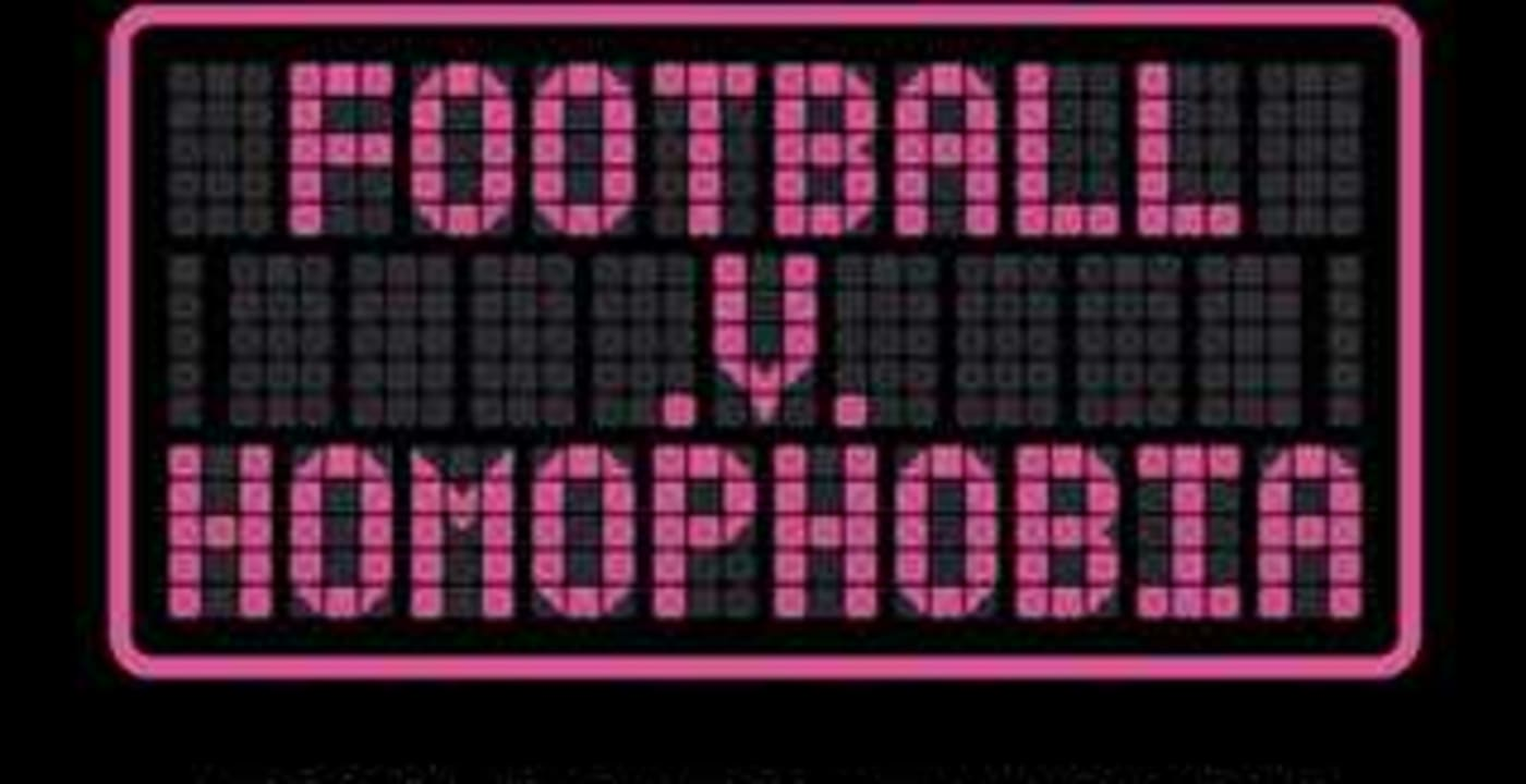 CAFE supports Football v Homophobia month of action 2016