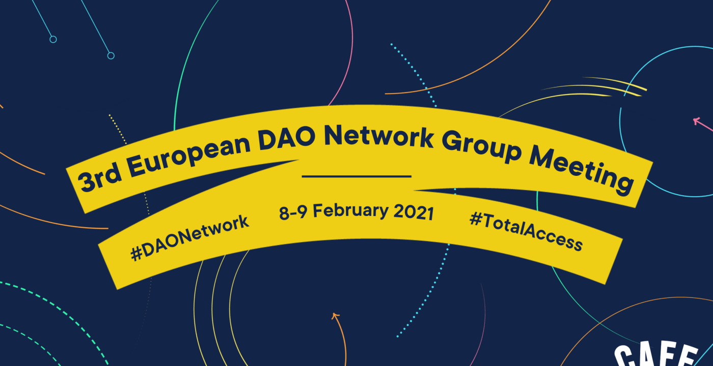 DAO Network Group meeting continues on day two