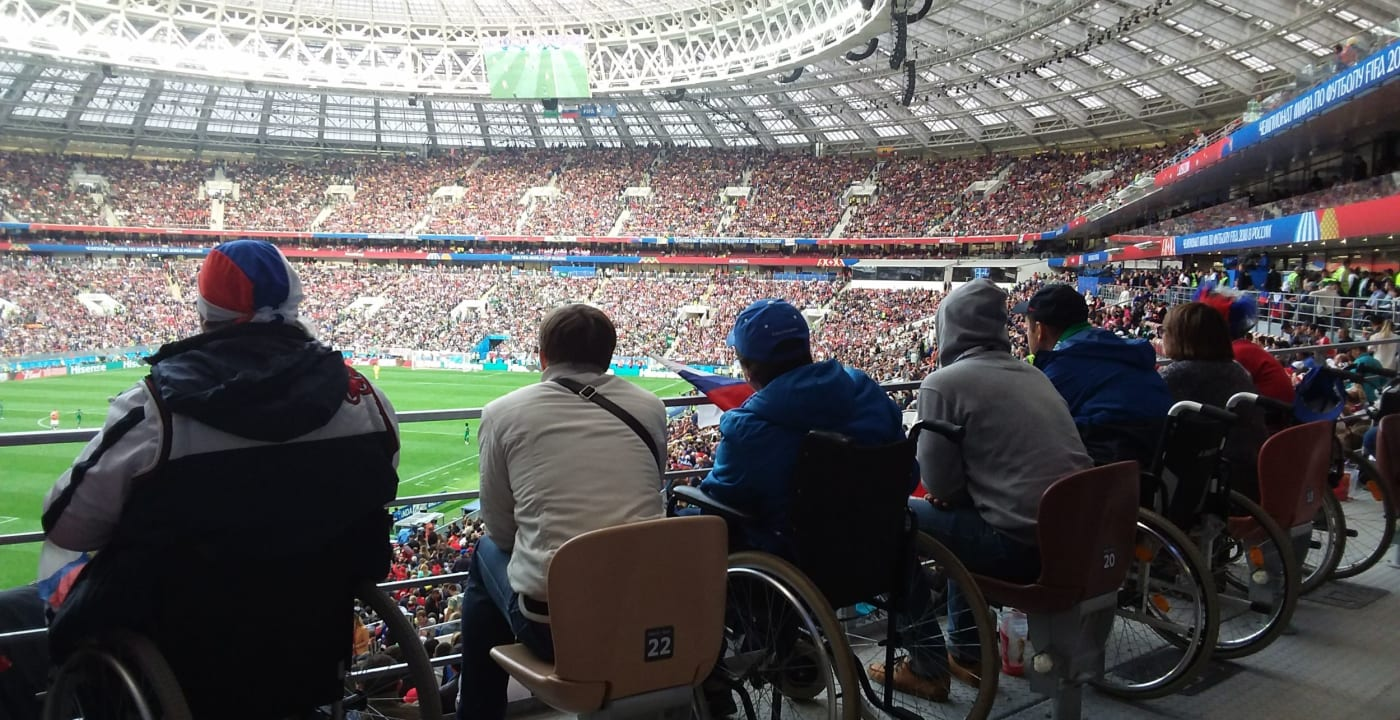 Accessibility Tickets for FIFA Club World Cup 2019 on sale now