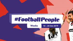 Fare #FootballPeople logo