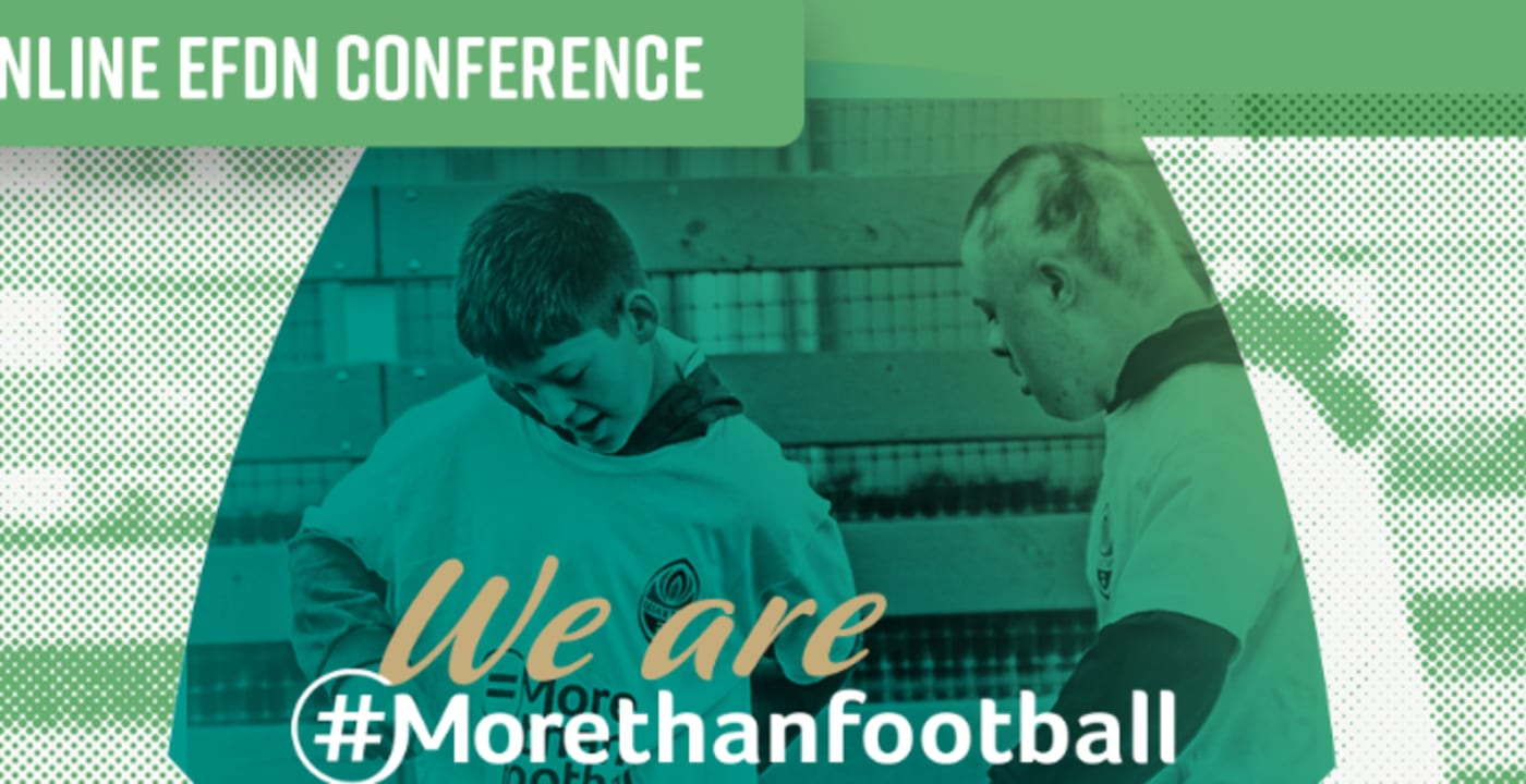 14th EFDN #MoreThanFootball Conference