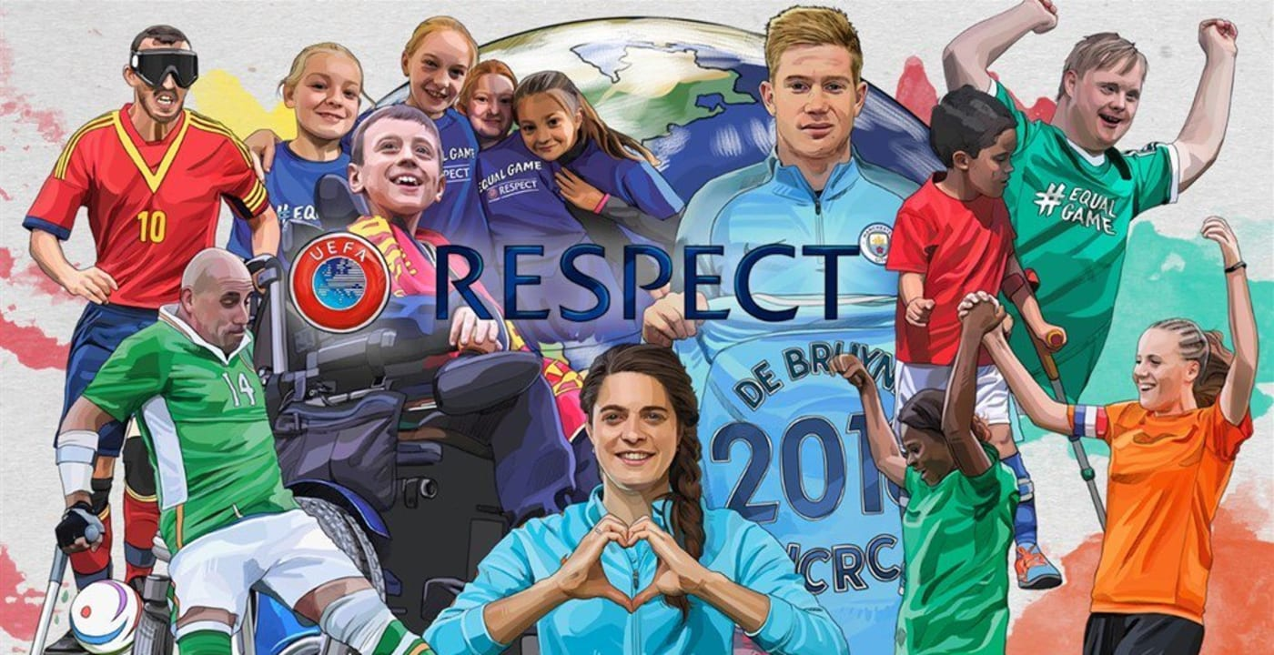 UEFA publishes Football and Social Responsibility Report for 2016/17 season