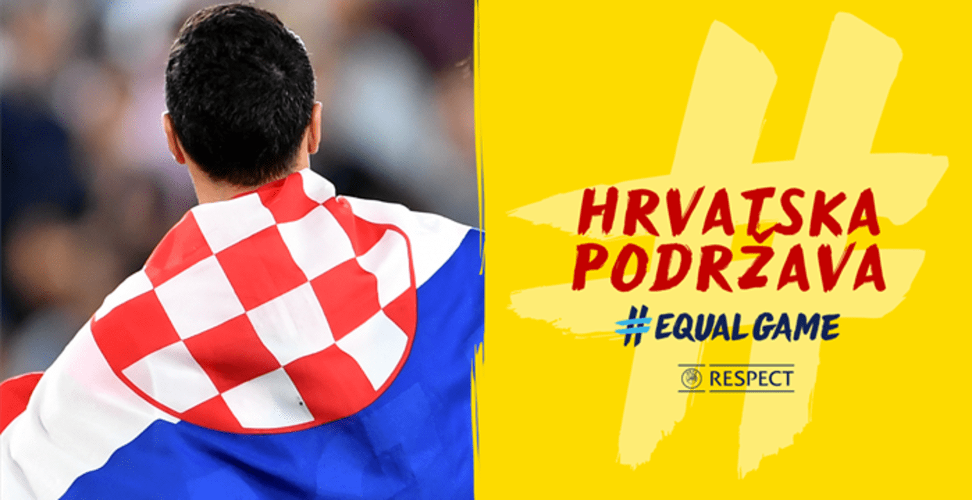 Croatian Football Federation introduces audio-descriptive commentary for national team matches
