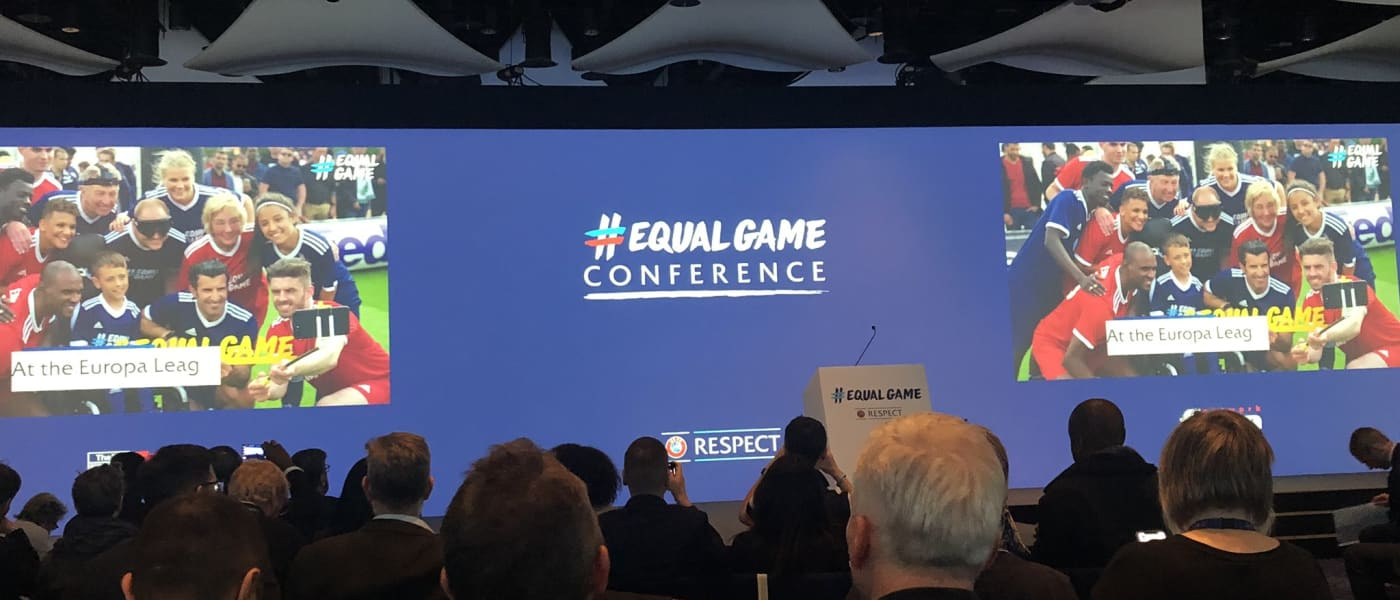#EqualGame Conference