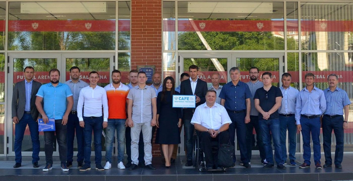 CAFE participates in disability seminar in Moldova