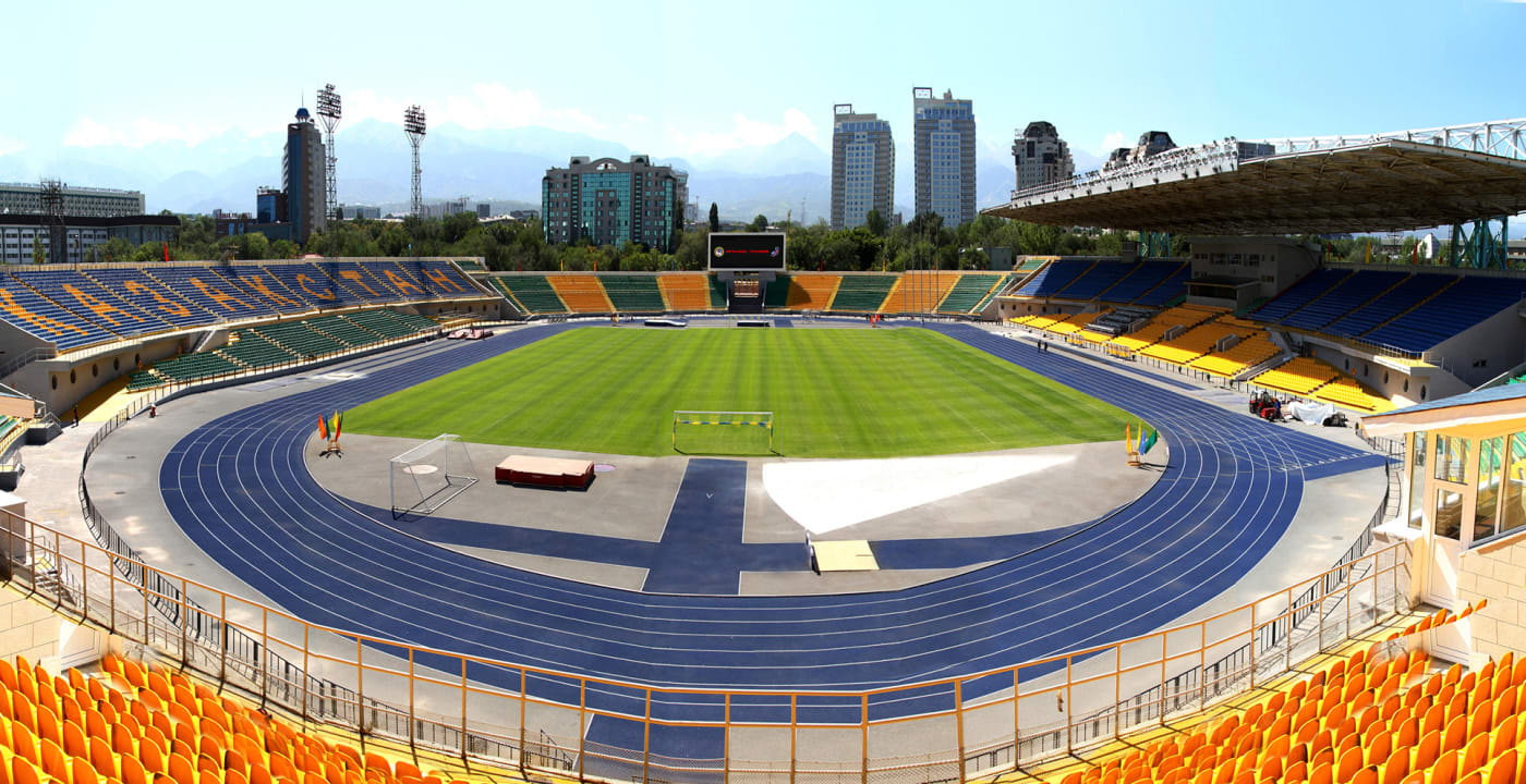 Almaty Central Stadium