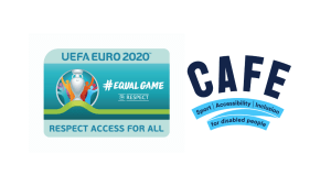 Apply now to become a CAFE Accessibility Monitor at UEFA EURO 2020