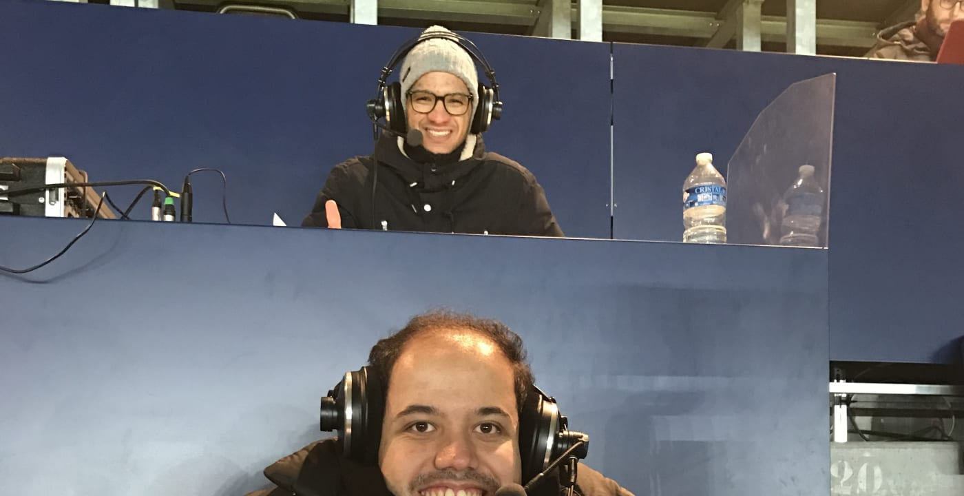 Audio-descriptive commentary continues to be provided at Parc des Princes