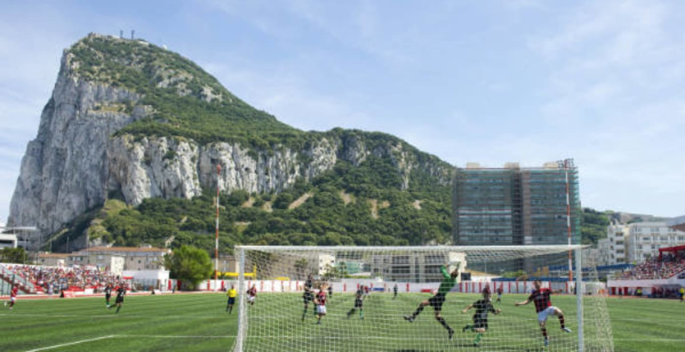 New National Football Stadium in Gibraltar to be accessible for disabled people