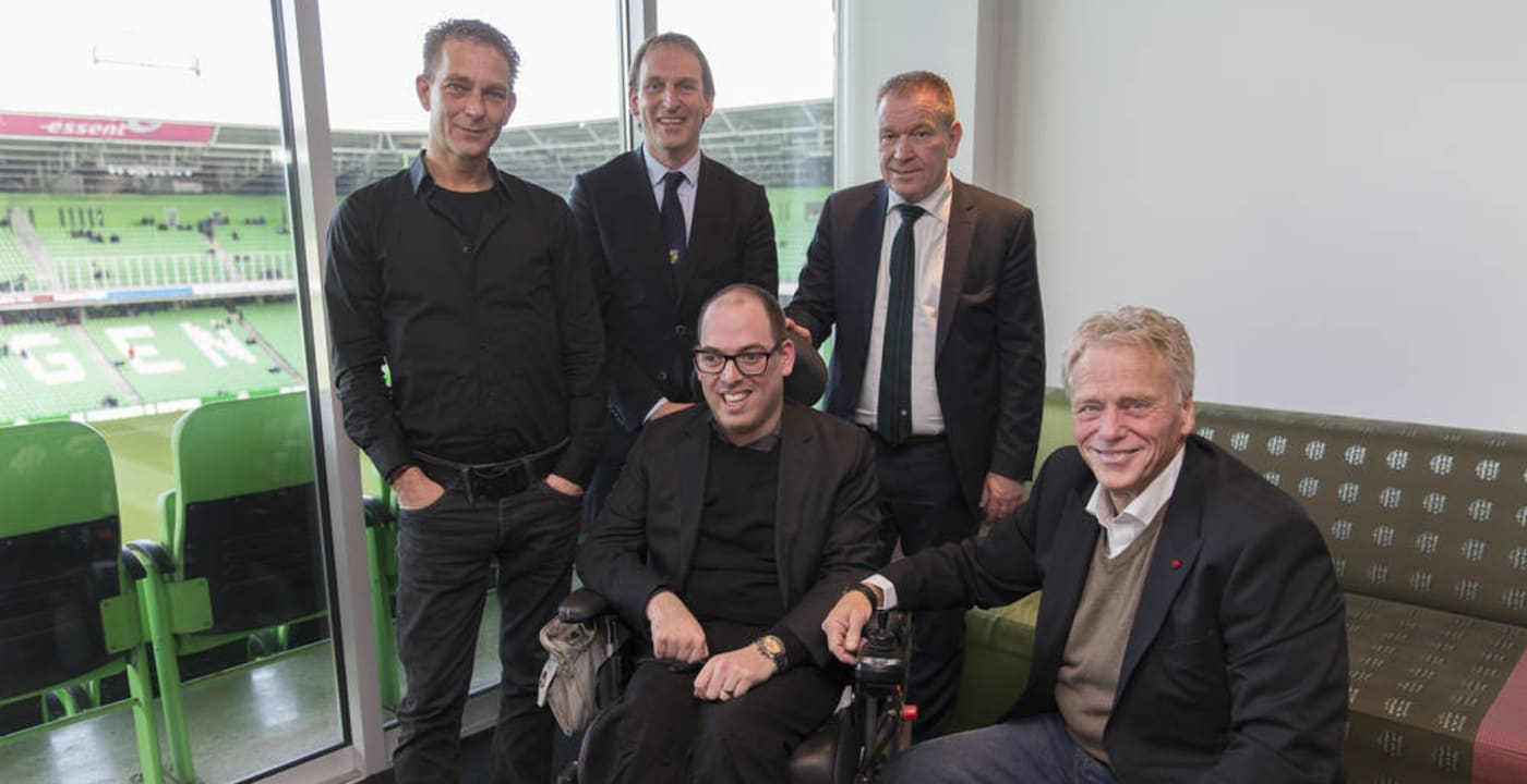 National disabled supporters association established in Netherlands