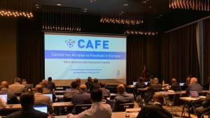 CAFE presentation in Panama