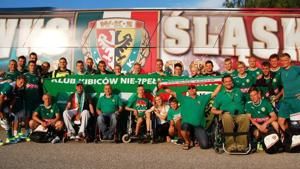 One in twelve – KKN celebrates access and inclusion for disabled Polish fans