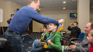 Metalist Kharkiv launches Disabled Supporters Association
