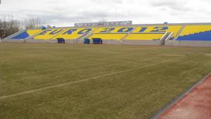 CAFE working in cooperation with FC Gelios in Kharkiv