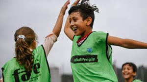 Fare launches grants scheme for #FootballPeople weeks
