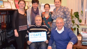 CAFE meets with key stakeholders in Ukraine to discuss access and inclusion