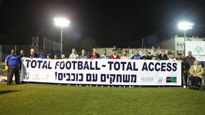 Access and Inclusion of People with Disabilities in Sport in Israel