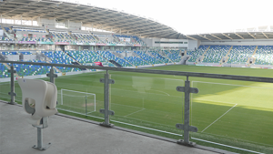 Irish Football Association launches stadium access guide during CAFE Week of Action