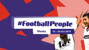 Up to €100,000 awarded in #FootballPeople grants for social change