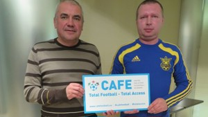 Captains of Change legacy continues as the Football Federation of Ukraine champions inclusive employment