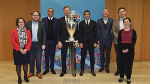 UEFA FSR organises project development meeting ahead of UEFA EURO 2020