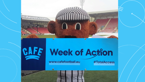 Week of Action small grants programme: Dunfermline Athletic FC (Scotland)