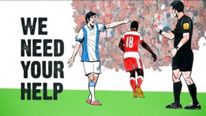 Hear it. See it. Report it; FA launches new films to encourage reporting of discrimination