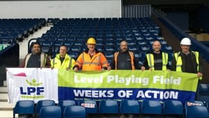 Level Playing Field Weeks of Action celebrate access and inclusion in England and Wales
