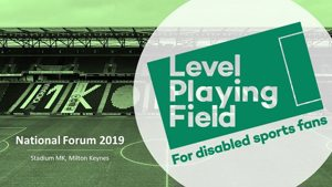 Level Playing Field to host first National Forum