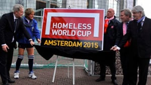 Homeless World Cup 'shocked and angered' by Dutch government decision to refuse Team Nigeria visa